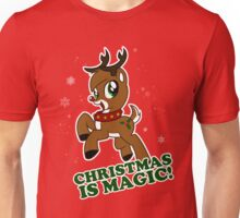 Christmas Is Magic Unisex T-Shirt