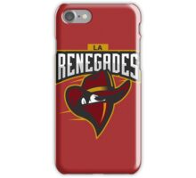La Renegades Iphone Case iPhone Case/Skin