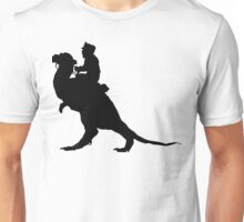 TaunTaun Rider Silhouette Unisex T-Shirt