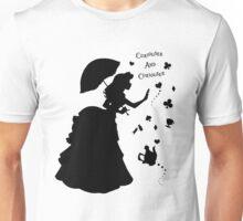 Curiouser and Curiouser Unisex T-Shirt