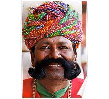 Musician, Jaipur Poster