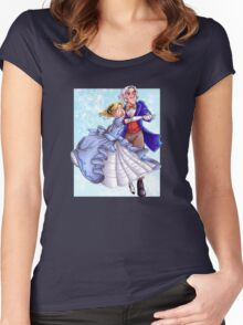 Tango Women's Fitted Scoop T-Shirt
