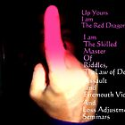 Up Yours I am The Red Dragon Lord by zoolou