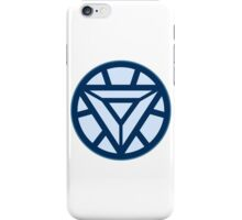 Arc Reactor (Mk. 6) Icon iPhone Case/Skin