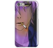 Purple Guy -Print, Phone Case, and Mug iPhone Case/Skin