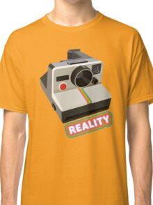 Reality Classic T-Shirt