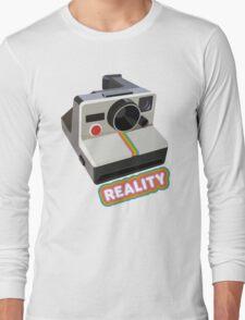 Reality Long Sleeve T-Shirt