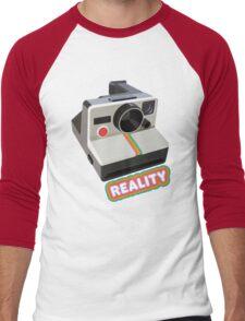 Reality Men's Baseball ¾ T-Shirt