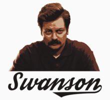 Ron Swanson by ericbracewell
