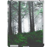 Monochrome Woods iPad Case/Skin
