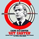 CAINE IS CARTER by casualco