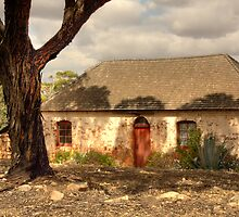 A Cottage in Arthur River, Western Australia by Elaine Teague