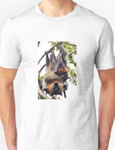 Flying Fox Mother & Child Unisex T-Shirt