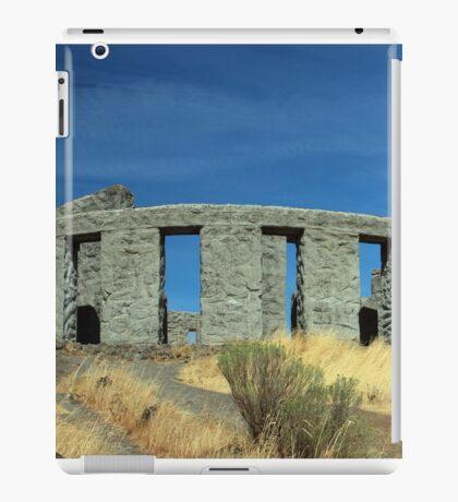 Stonehenge, Washington iPad Case/Skin