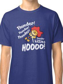 Thunder Kitty Classic T-Shirt