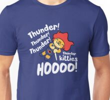 Thunder Kitty Unisex T-Shirt