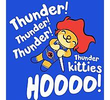 Thunder Kitty Photographic Print