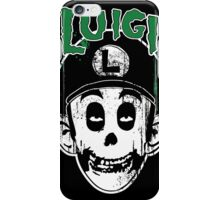 Luigi Fiend iPhone Case/Skin