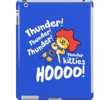 Thunder Kitty iPad Case/Skin