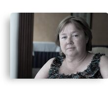 Pauline Quirke Canvas Print