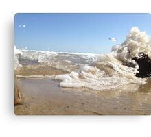 Washout Canvas Print