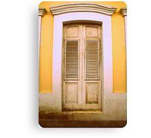 doors of San Juan Canvas Print