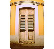 doors of San Juan Photographic Print