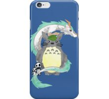 Ghibli iPhone Case/Skin