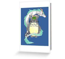 Ghibli Greeting Card