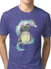 Ghibli Tri-blend T-Shirt