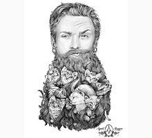 Kitten Beard by April Alayne Unisex T-Shirt
