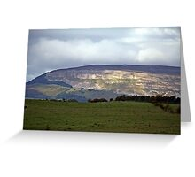 Irish Countryside scene Greeting Card