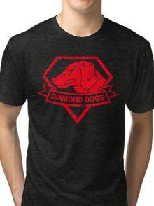 Diamond (Red) Tri-blend T-Shirt