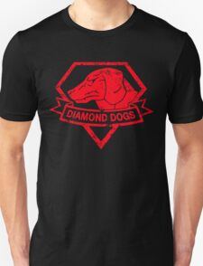Diamond (Red) Unisex T-Shirt