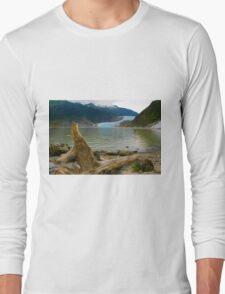 Natural Alaska Long Sleeve T-Shirt