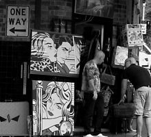 Hardie Street by Janie. D