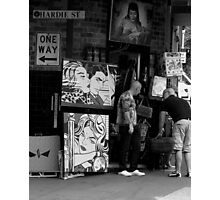 Hardie Street Photographic Print