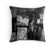 Hardie Street Throw Pillow