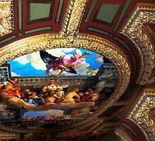 Michelangelo's masterpiece ceiling in the Vatican's Sistine Chapel by ✿✿ Bonita ✿✿ ђєℓℓσ