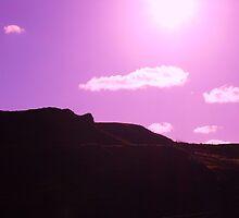 Pink sky by zoena