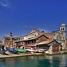 Squero di San Trovaso - Venice by paolo1955