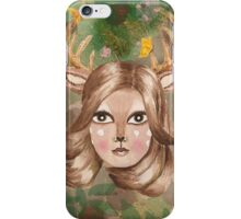 Keeper of the Woodlands – FOCUS ON YOUR BLESSINGS iPhone Case/Skin