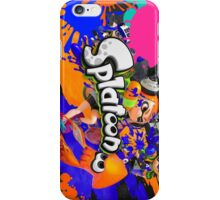 Splatoon Ink Splat Iphone Case iPhone Case/Skin