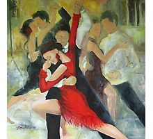 Sentimental tango Photographic Print