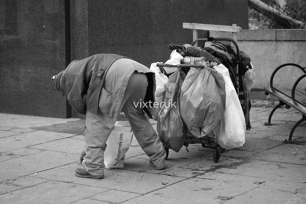 Trash Can Man 2 by vixteruk