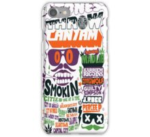 Stones Throw Music Iphone Case iPhone Case/Skin