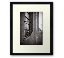 Abandon (III) Framed Print