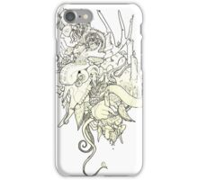 conglomerate of parts iPhone Case/Skin