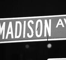 Madison Avenue by vixteruk