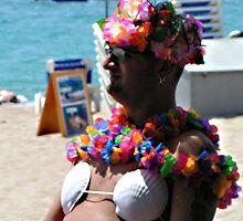 Hawaiian Spanish Rockabilly Party Pooper by patjila